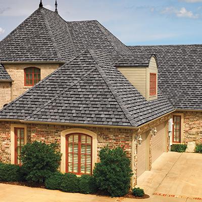 Designer GAF roofing shingles