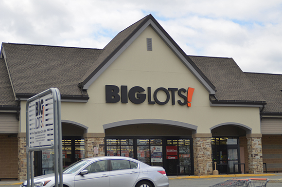 Big Lots Commercial roofing
