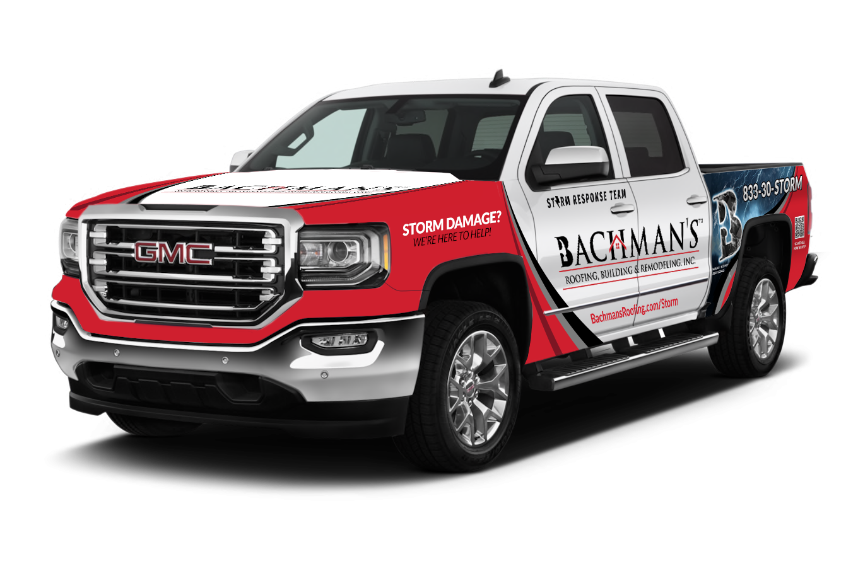 Bachmans Storm Truck